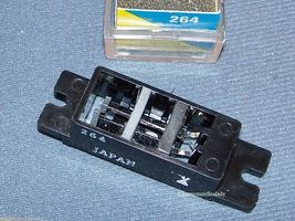 PHONOGRAPH CARTRIDGE NEEDLE EV 264 for EV 264D RCA 115059 RCA 115059D RCA 115050 image 3