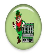 Leprechaun016M Brad Green Glass-Digital Downloa... - $3.00