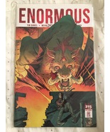 Enormous # 1 Tim Daniel and Mehdi Cheggour Phantom Variant LIMITED to 544 - $48.95