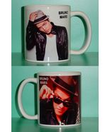 Bruno Mars 2 Photo Designer Collectible Mug  - $14.95