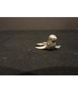 1982 Vintage Pewter Figurine - Seal - Spoontiques  - $7.00