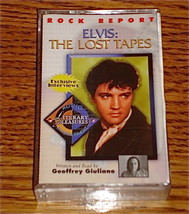 ELVIS THE LOST TAPES CASSETTE - $35.63