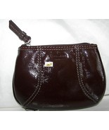 Coach Soho Brown Patent Leather Mini Skinny 42050 - $34.99