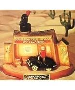 Bordertown Casino Vulture Decanter by Ezra Brooks - $13.00