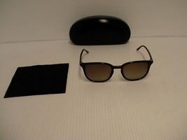 Gucci New Sunglasses GG 1067/s 2WOLA unisex Havana Brown Gradient Polarized - $178.35