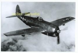 P-47 Thunderbolt in Flight 12 O'clock High RARE 4x6 PHOTO in MINT CONDIT... - $11.83