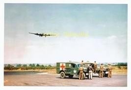 B-17 Returns~Meatwagon Waits 12 O'clock High RARE 4x6 PHOTO in MINT COND... - $11.83