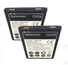 Samsung Galaxy Note 2 Battery 2X i605 r950 i317 L900 T889 I317M n7100 N7... - $20.56