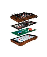 Gameroom 6-In-1 Sports Table Game Center NEW - $164.45