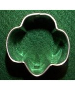Trefoil cookie cutter - Small - $5.00