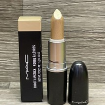 MAC SPOILED FABULOUS 315 Frost Lipstick Full Size New In Box Fast Ship A... - $23.98