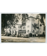 Methodist Episcopal Church Clearwater Florida 1950c RPPC Real Photo post... - $8.42