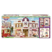 Calico Critters CC3011 Grand Department Store Gift Set Town Grand Depart... - $106.24
