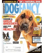 Dog Fancy/Natural Dog Magazine November 2012 DOUBLE ISSUE Puppy Issue - $8.99