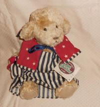 COTTAGE COLLECTIBLES/GANZ BETSY BEAR SIGNED CEK BOTTOM ARTIST DESIGNED - $13.99