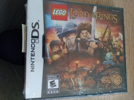 Nintendo DS LEGO Lord Of The Rings (factory sealed) image 1