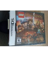 Nintendo DS LEGO Lord Of The Rings (factory sealed) - $10.00