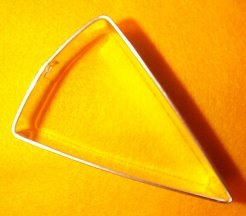 Primary image for Slice of pie cookie cutter