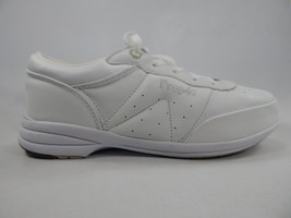 Propet Washable Walker Size 8 2E (X) EXTRA WIDE Women's Leather Walking Shoes