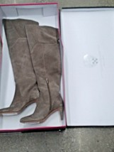 NEW WITH TAGS Vince Camuto ARMACELI Over The Knee Boots SZ 7.5 FOXY SUED... - $148.50