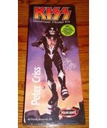 KISS DESTROYER MODEL KIT PETER CRISS SEALED IN BOX - $133.65