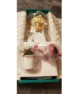 VINTAGE MARY MARY QUITE CONTRARY DIANNA EFFNER'S MOTHER GOOSE KNOWLES DOLL - $300.00
