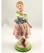 Ardalt japan dancing lady figurine porcelain 3 thumbtall
