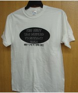 NEW MENS SHIRT SIZE SMALL SHIRT WAS DESIGNED 2DISTRACT SO I CAN LOOK AT ... - $1.99