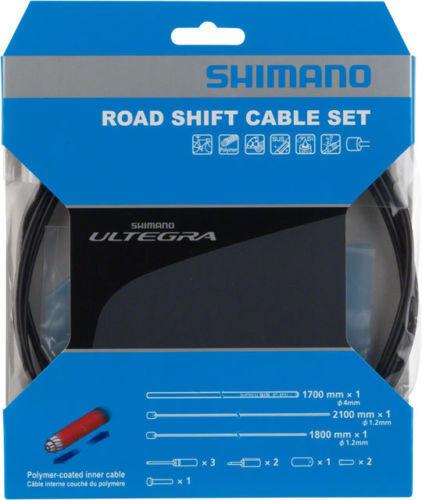 SHIMANO SILVER BRAKE CABLE END CRIMPS--1.6MM--PACK OF 100 CRIMPS