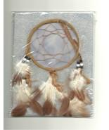 """Beautiful Native American  4"""" x 7"""" Dreamcatcher NIP - $8.99"""