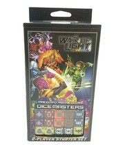 Dc Dice Masters Dicemasters War Of Light Starter Set Wzk 72029 New & Sealed - $13.58