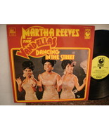MARTHA AND THE VANDELLAS ~ Dancing In The Streets*M-/M- STEREO LP ! - $9.99