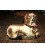 St. Bernard Dog Decanter by Jim Beam - $15.00