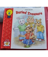 Arthur's Buried treasure Arthur Family Values Series #8 - Learning to Share - $2.25