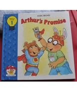 Marc Brown- Arthur's Promise: Arthur Family Value Series #1 - Keeping a ... - $2.25