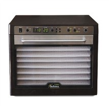 Tribest Sedona Dehydrator 220--240 Volt Model 9 Tray~Glass door~Model #S... - £344.55 GBP