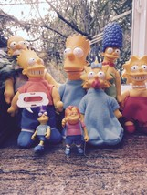 Homer Simpson Collectible Dolls 8 - $17.99