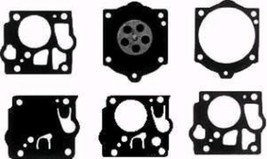 D10-SDC Walbro Carb Gasket & Diaphragm Carburetor Kit - $14.99