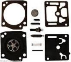 Zama RB-122 Carburetor Kit Carb Overhaul Rebuild Repair New OEM RB122 Ge... - $10.53