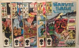 The Marvel Saga #3-7 Marvel Comic Books - $18.61