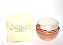 Avon Anew NUTRI-ADVANCE Rich Nourishment Cream 1.07 oz 50 ml New Day / Night - $9.89