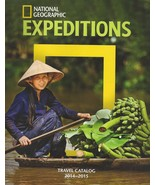 National Geographic Expeditions 2014-2015 Travel Catalog World Travel;FamilyAdv - $9.99
