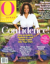 The Oprah Magazine-April 2013 (Live Your Best Life) Confidence!Trends;Thighs - $3.99