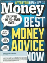 Money Magazine July 2013 Afford Your Dream Life; Best Money Advice;SAVE;RETIRE - $4.99