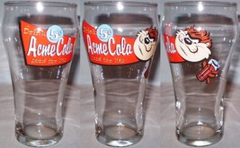 Warner Bros. Bell Shaped Acme Cola Glass Taz - $8.00
