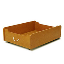 KidKraft Train Trundle Drawer - Honey Finish - $92.00