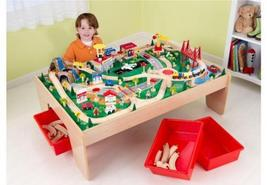 Waterfall Mountain Train Set and Table - $219.00