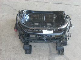 2000 AUDI A4 LEFT FRONT SEAT FRAME AND BOTTOM WITH MECHANISM image 2