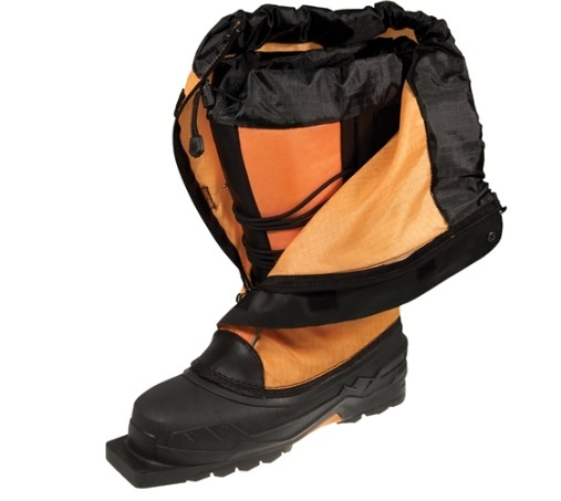 Baffin 3PIN Expedition Mens Winter Boots Color Gold