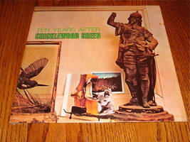TEN YEARS AFTER CRICKLEWOOD GREEN LP  SEALED! - $246.51